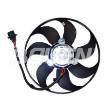 ELETROVENTILADOR AUDI: 06> - VW: FOX 07> - GOLF 06> - NEW BETLE 03>07 - POLO  06> - SPACE FOX07>